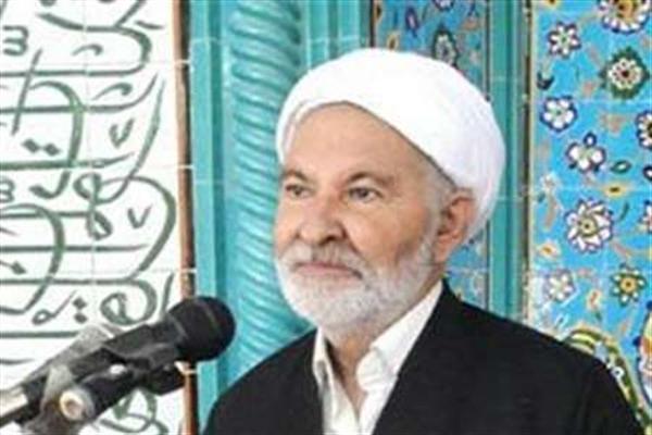 گزارش اولین نماز جمعه ماه مبارک رمضان پیرانشهر به امامت حاج ماموستا مصطفی محمودی
